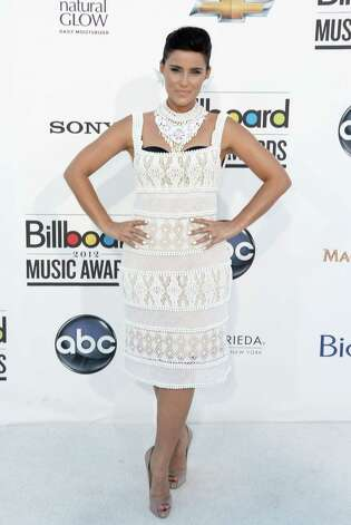 LAS VEGAS, NV - MAY 20:  Singer Nelly Furtado arrives at the 2012 Billboard Music Awards held at the MGM Grand Garden Arena on May 20, 2012 in Las Vegas, Nevada. Photo: Frazer Harrison, Getty Images For ABC / 2012 Getty Images