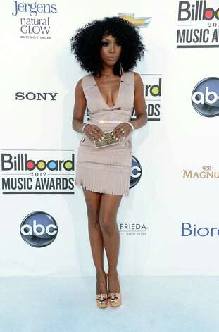 LAS VEGAS, NV - MAY 20:  Singer Brandy Norwood arrives at the 2012 Billboard Music Awards held at the MGM Grand Garden Arena on May 20, 2012 in Las Vegas, Nevada. Photo: Frazer Harrison, Getty Images For ABC / 2012 Getty Images