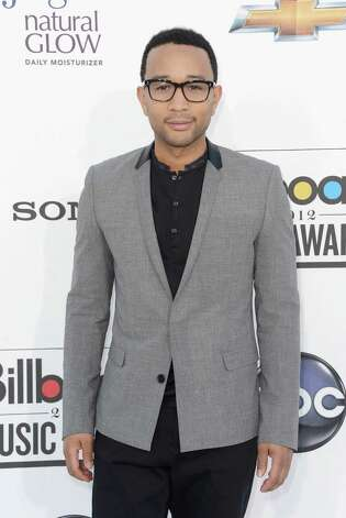 LAS VEGAS, NV - MAY 20:  Musician John Legend arrives at the 2012 Billboard Music Awards held at the MGM Grand Garden Arena on May 20, 2012 in Las Vegas, Nevada. Photo: Frazer Harrison, Getty Images For ABC / 2012 Getty Images