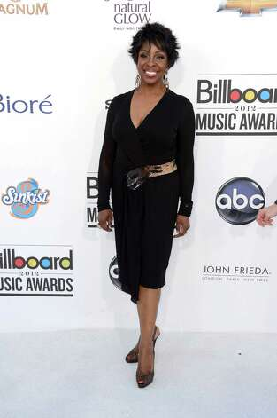 LAS VEGAS, NV - MAY 20:  Singer Gladys Knight arrives at the 2012 Billboard Music Awards held at the MGM Grand Garden Arena on May 20, 2012 in Las Vegas, Nevada. Photo: Frazer Harrison, Getty Images For ABC / 2012 Getty Images