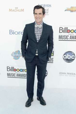 LAS VEGAS, NV - MAY 20:  Actor Ty Burrell arrives at the 2012 Billboard Music Awards held at the MGM Grand Garden Arena on May 20, 2012 in Las Vegas, Nevada. Photo: Frazer Harrison, Getty Images For ABC / 2012 Getty Images