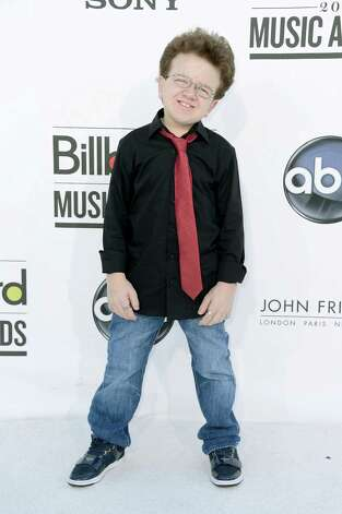 LAS VEGAS, NV - MAY 20:  Keenan Cahill arrives at the 2012 Billboard Music Awards held at the MGM Grand Garden Arena on May 20, 2012 in Las Vegas, Nevada. Photo: Frazer Harrison, Getty Images For ABC / 2012 Getty Images
