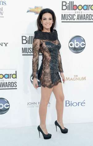 LAS VEGAS, NV - MAY 20:  Singer Bleona Qereti arrives at the 2012 Billboard Music Awards held at the MGM Grand Garden Arena on May 20, 2012 in Las Vegas, Nevada. Photo: Frazer Harrison, Getty Images For ABC / 2012 Getty Images
