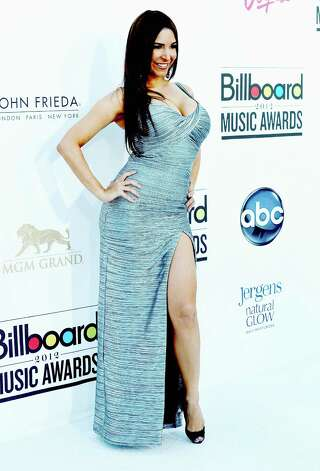 LAS VEGAS, NV - MAY 20:  Mayra Veronica arrives at the 2012 Billboard Music Awards held at the MGM Grand Garden Arena on May 20, 2012 in Las Vegas, Nevada. Photo: Frazer Harrison, Getty Images For ABC / 2012 Getty Images