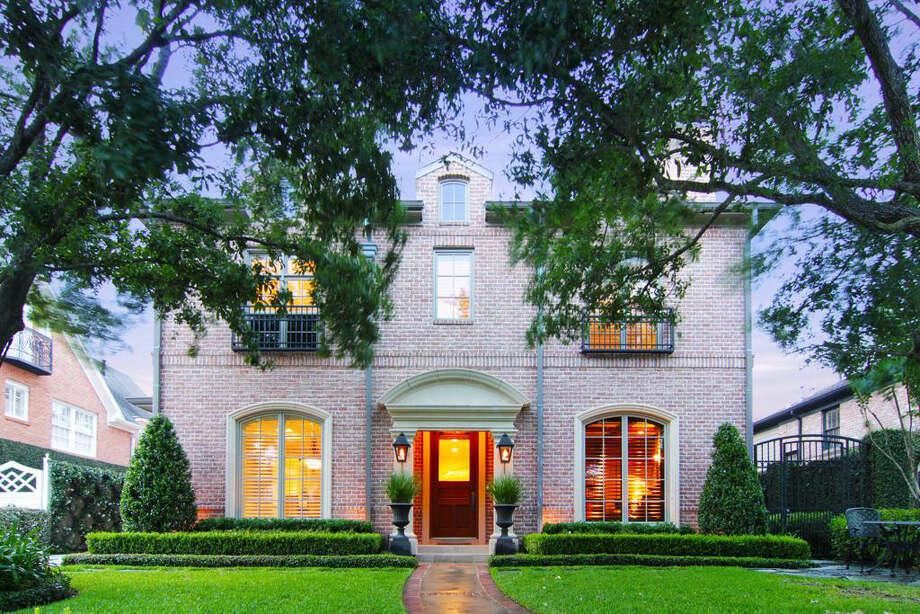 2146 Stanmore  | Agent: Cameron Ansari | Greenwood King Properties | 713-942-6811 | Photo: GWK