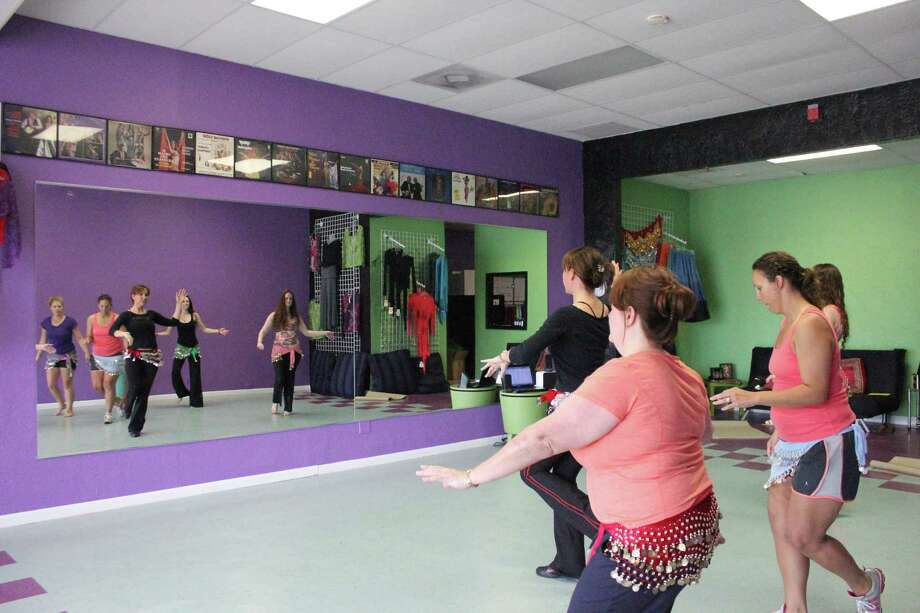 The Belly Dance Studio Photo: Julie Chang