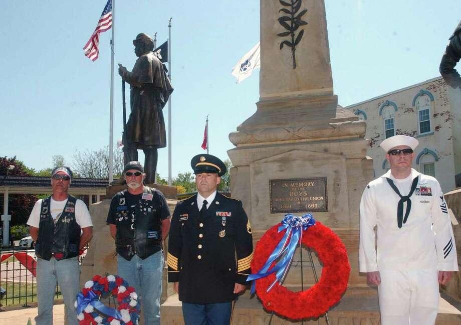The best way to honor veterans is to employ them. Photo: Warren Dillaway, Ashtabula (Ohio) Star Beacon