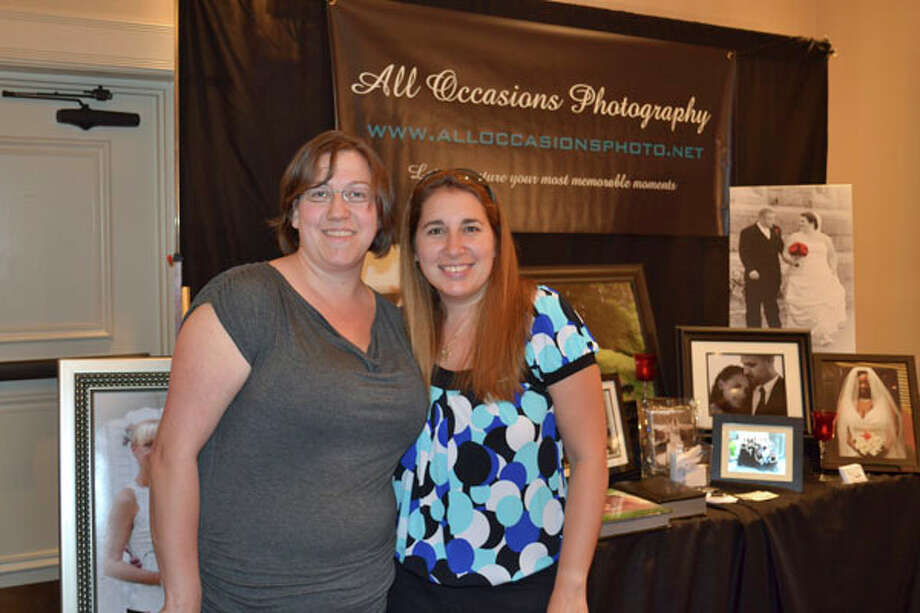 Were you Seen at the VOW Wedding Show on Sunday, May 20, 2012, at the Holiday Inn in Saratoga Springs? Photo: Colleen Ingerto