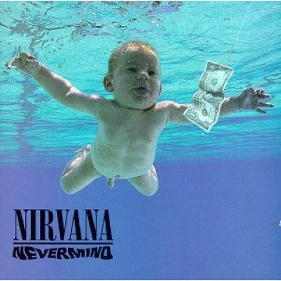 The CD Cover of Nirvana's album Nevermind. / handout
