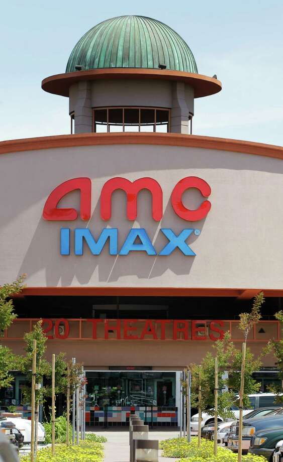 "An exterior view of AMC movie theaters in Santa Clara, Calif., in this file photo from 2012. Moviegoers at an AMC Theatre in Cupertino faced a power outage during a screening of ""Rogue One"" on Thursday. Photo: AP"