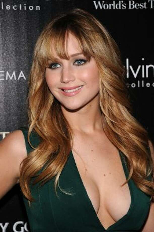 Favorite Movie Actress: Jennifer Lawrence