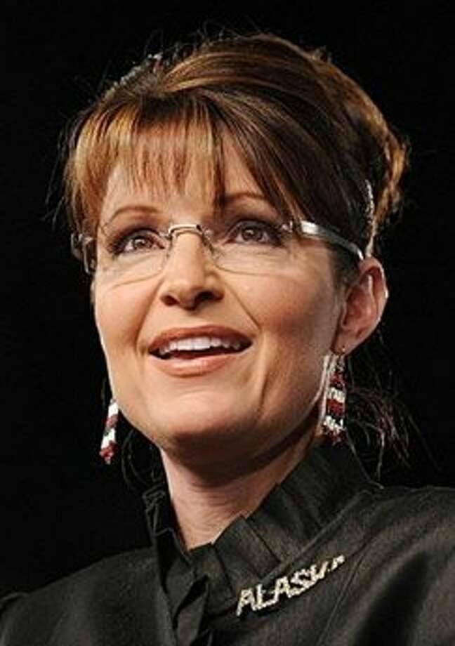 Former Alaska Governor and vice presidential candidate Sarah Palin