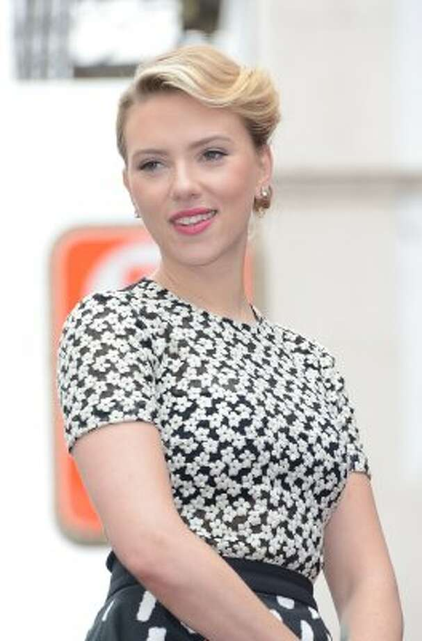 Scarlett Johansson (Jason Merritt / Getty Images)