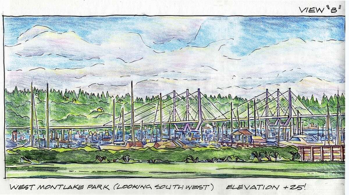 WSDOT says of the design: