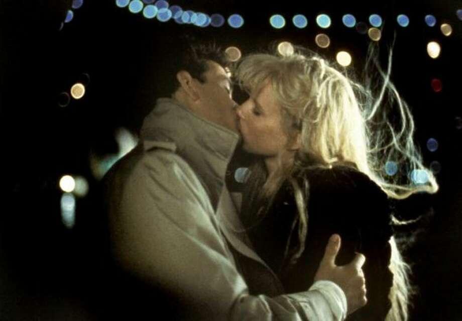 NINE 1/2 WEEKS, with Mickey Rourke and Kim Basinger. (MGM / MGM)