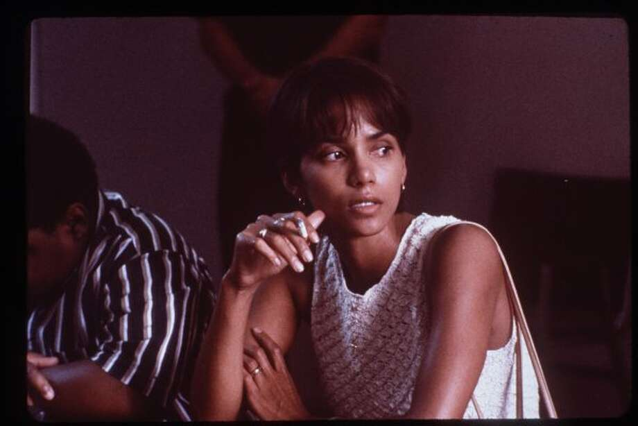 MONSTER'S BALL -- the great sex scene won Halle Berry the Oscar. (Legacy Photo / San Francisco Chronicle)