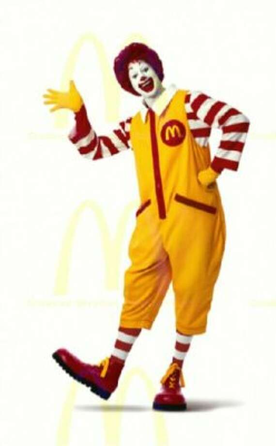 Ronald McDonald was first played by Willard Scott in an ad in the 