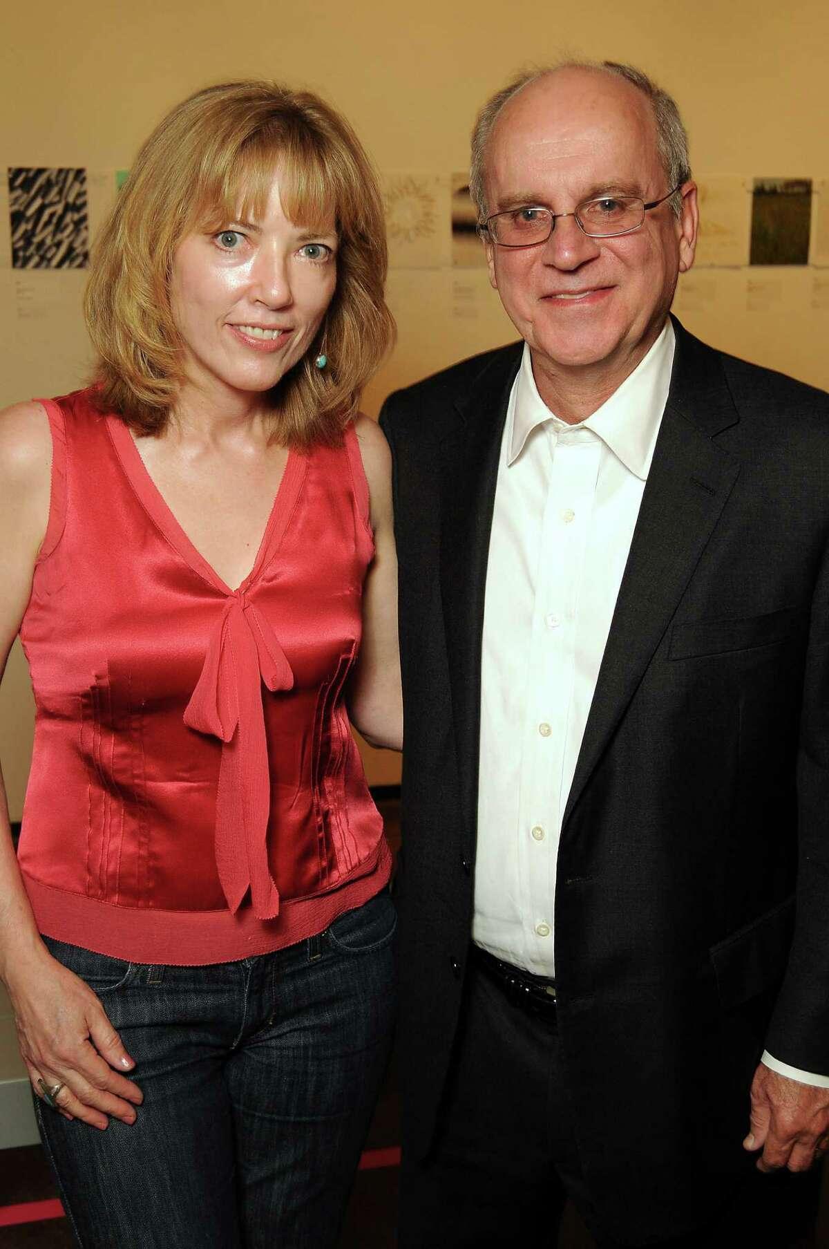 Kellye Sanford and Fritz Lanham