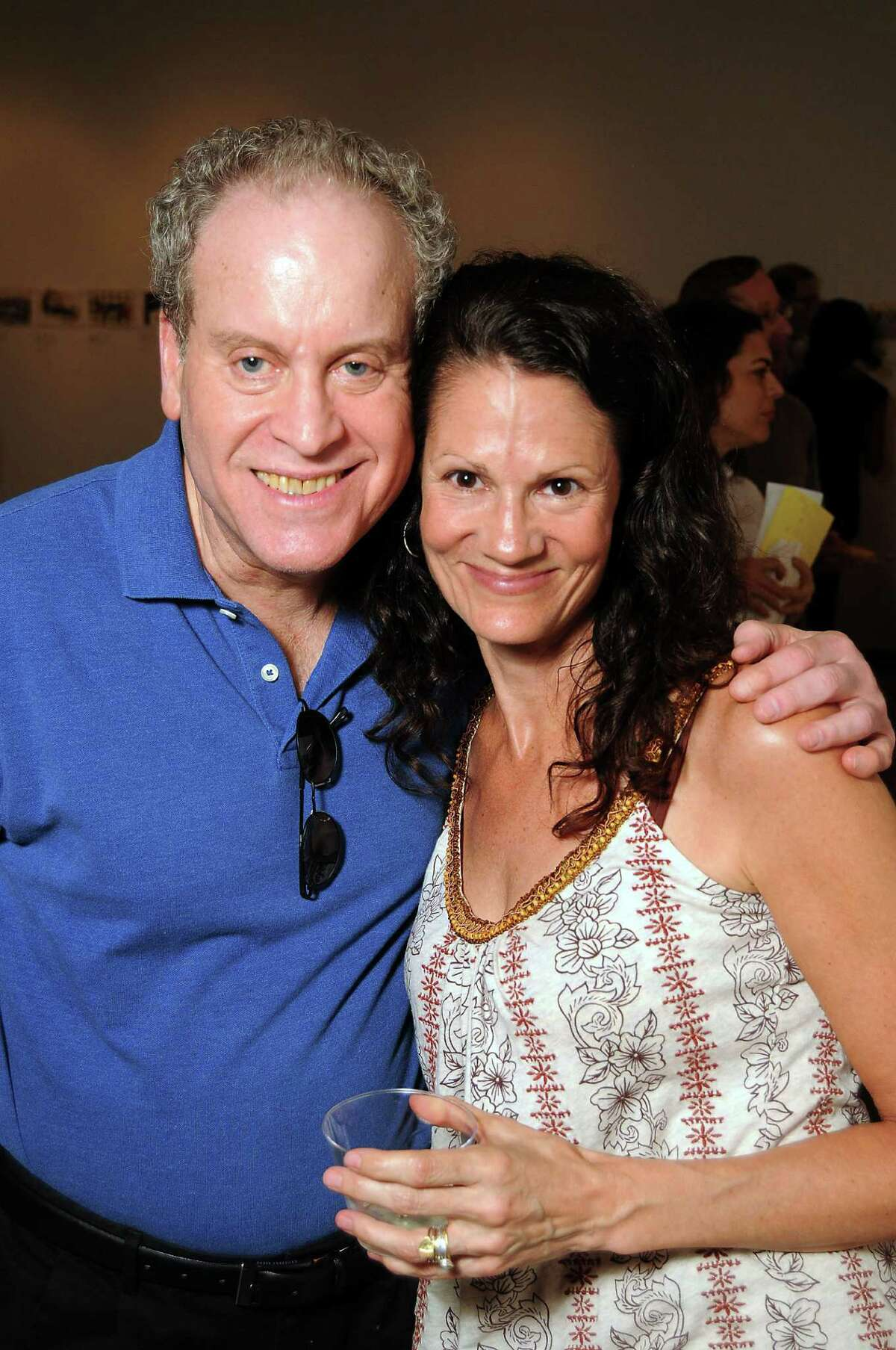 Rob Greenstein and Stephanie Atwood