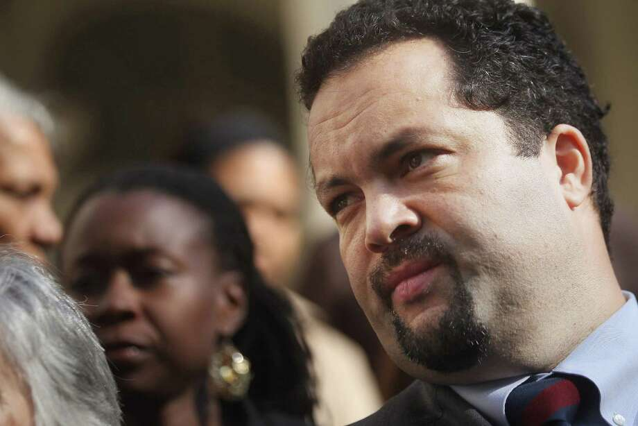 NAACP President Benjamin Jealous says marriage equality should be a civil right that doesn't infringe on religious rights. Photo: Mario Tama, Getty Images / 2011 Getty Images