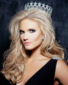 Miss Texas USA 2012 Brittany Booker