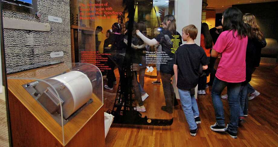 12: Texas Energy Museum600 Main Street, BeaumontThe museum's interactive exhibits and animated characters were popular with reviewers. Photo: Dave Ryan / Beaumont