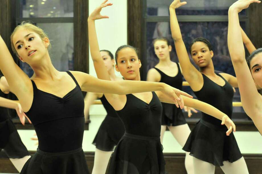 """Friday:The Ballet School of Stamford presents """"Peter and the Wolf"""" and """"Don Quixote,"""" at 7 p.m. at the Stamford Center for the Arts, 61 Atlantic Street. Visit stamfordcenterforthearts.org for more info. Photo: Contributed Photo"""