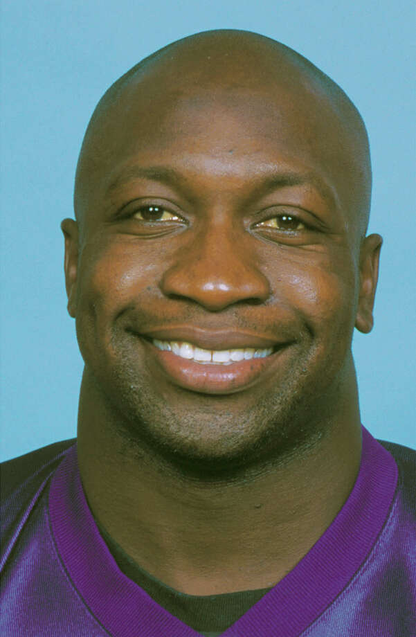 FILE--The Seattle Seahawks went to work on their defense Saturday, March 3,  2001 signing free agent defensive tackle John Randle, shown in this 2000 file photo, one day after trading for quarterback Matt Hasselbeck.     Randle was released Thursday by Minnesota after playing all 11 professional seasons with the Vikings. The Seahawks reportedly gave Randle a $25 million, five-year contract with a $5 million signing bonus. (AP Photo/file) / NFL
