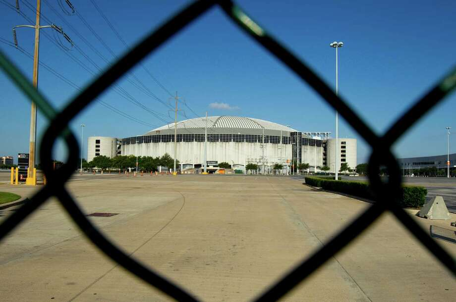 The Reliant Astrodome is shown Wednesday, May 23, 2012, in Houston. Photo: Brett Coomer, Houston Chronicle / © 2012 Houston Chronicle
