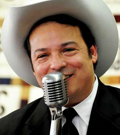Western swing hall of famer and band leader Billy Mata Photo: Courtesy Photo
