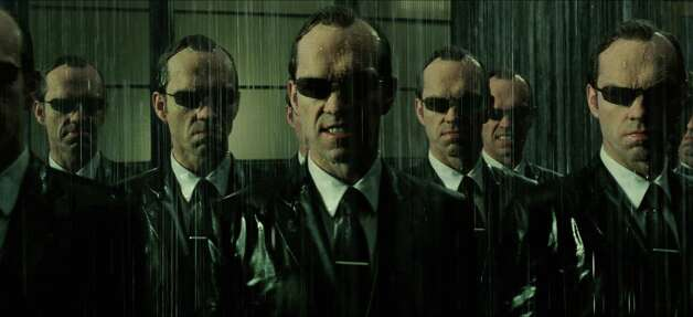 """The Matrix"" series Photo: Warner Bros."