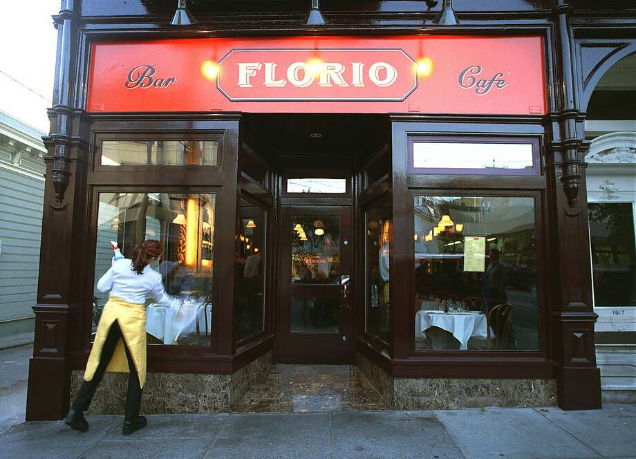 If you're shopping Fillmore Streets and  want to feel like you've landed in Paris -- not a bad fantasy -- head to Florio . Try the plate of radishes ($5) served with fleur de sel and chive butter or the blistered padron peppers ($7).  This is also a really good place to get the classic butter lettuce salad with mustard vinaigrette ($9)  and hanger steak with fries and Bearnaise sauce ($29). Photo: Eric Luse