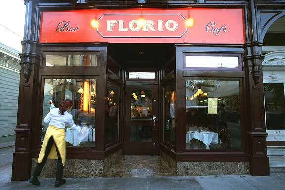 If you're shopping Fillmore Streets and  want to feel like you've landed in Paris -- not a bad fantasy -- head to Florio . Try the plate of radishes ($5) served with fleur de sel and chive butter or the blistered padron peppers ($7).  This is also a really good place to get the classic butter lettuce salad with mustard vinaigrette ($9)  and hanger steak with fries and Bearnaise sauce ($29).