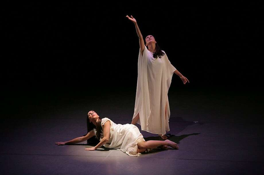 Mary Sano and her Duncan Dancers celebrate Isadora Duncan's  135th birthday this weekend. Photo: Shigeo Seya