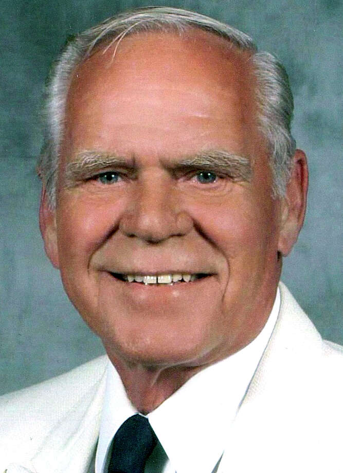 Obituary photo for Gerald B. Fredlund of New Milford, known as Jerry, May 2012  Courtesy of the Fredlund family Photo: Contributed Photo