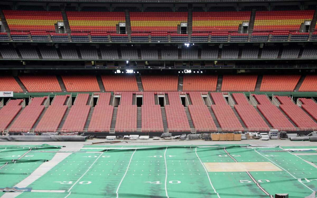 The Harris County Sports and Convention Corporation will hear proposals for the Astrodome today at 3 p.m., and a decision can be reached today on Wednesday, May 23, 2012, in Houston. ( Mayra Beltran / Houston Chronicle )