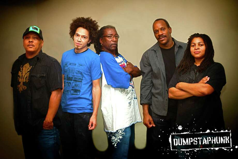 Ivan Neville & Dumpstaphunk will perform at The Ridgefield Playhouse on Thursday, May 31, at 8 p.m. Photo: Contributed Photo