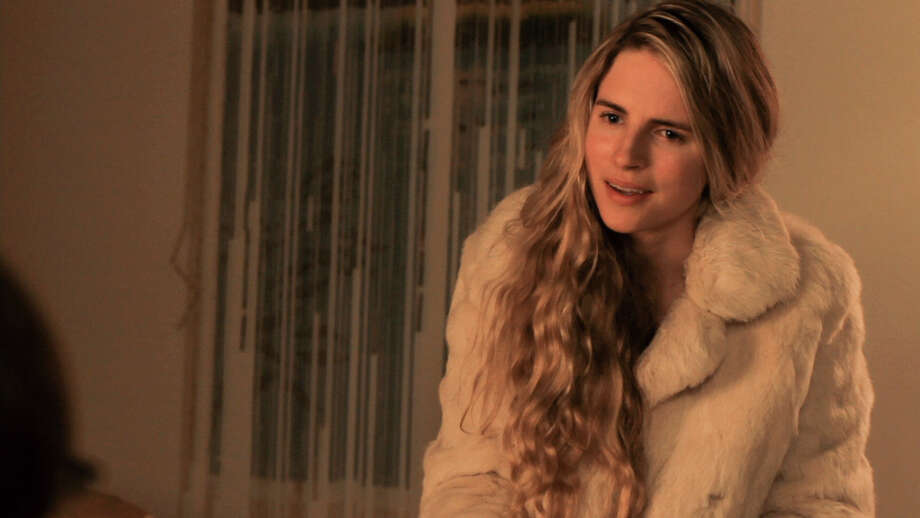 "Brit Marling plays cult leader Maggie in ""Sound of My Voice."" Photo: Fox Searchlight"