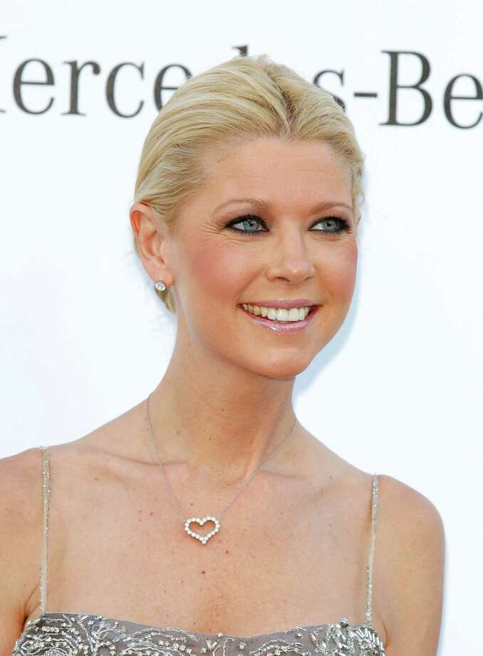 Tara Reid is really sweet to her followers.   Photo: Andreas Rentz, Getty Images / 2012 Getty Images