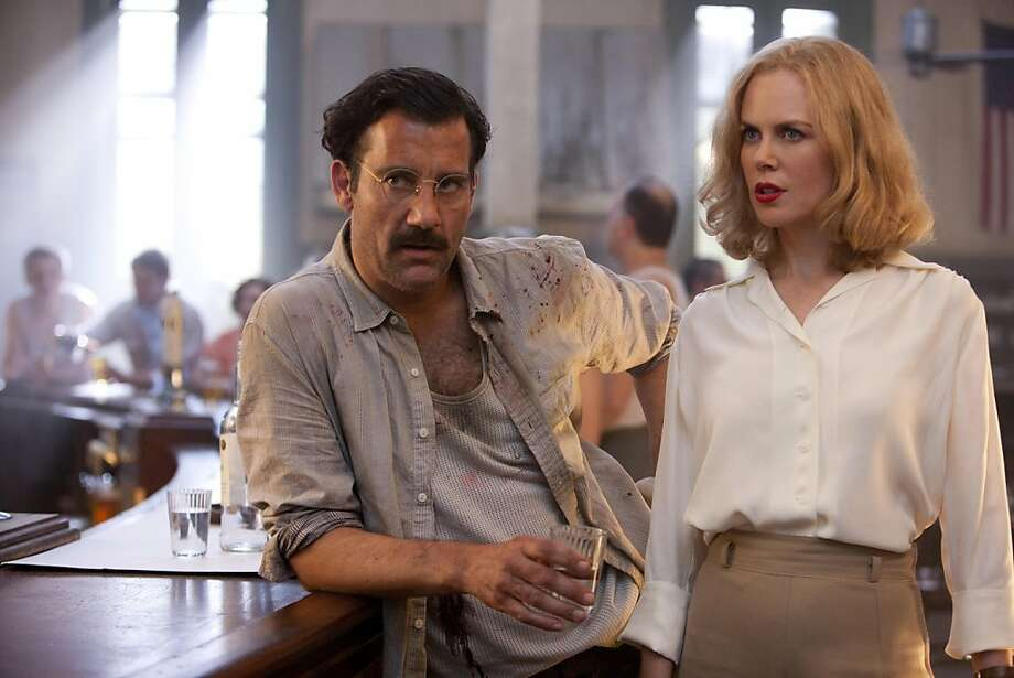 "Nicole Kidman and Clive Owen star in the HBO film, ""Hemingway and Gelhorn, "" which was directed by Phil Kaufman. Photo: Hbo, Photo By Karen Ballard/HBO"