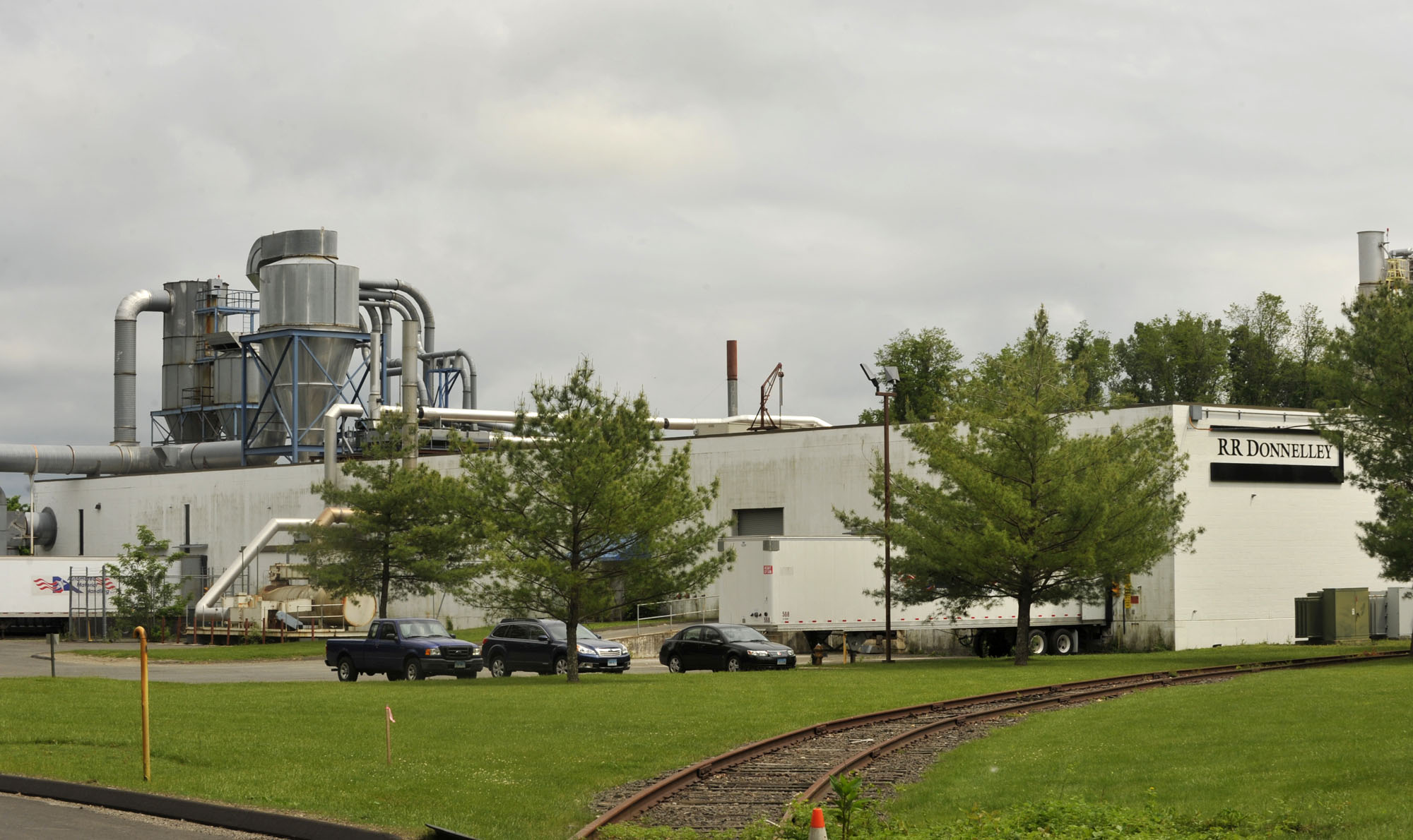 Rr donnelley to close danbury plant newstimes for The danbury