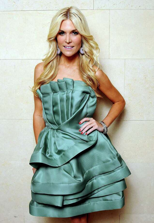 "Tinsley Mortimer recently made a stop in Houston at a cocktail party at Neiman Marcus to promote her novel, ""Southern Charm."" Photo: Dave Rossman / © 2012 Dave Rossman"