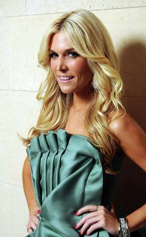 Socialite and author Tinsley Mortimer at Neiman Marcus Thursday May 17,2012. (Dave Rossman/For the Chronicle) Photo: Dave Rossman / © 2012 Dave Rossman