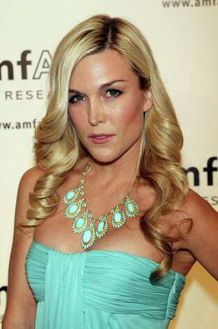 NEW YORK - JANUARY 31:  Tinsley Mortimer arrives at AmfAR's 10th Annual New York Gala at Cipriani's on January 31, 2008 in New York City.  (Photo by Scott Gries/Getty Images) Photo: Scott Gries / Getty Images North America