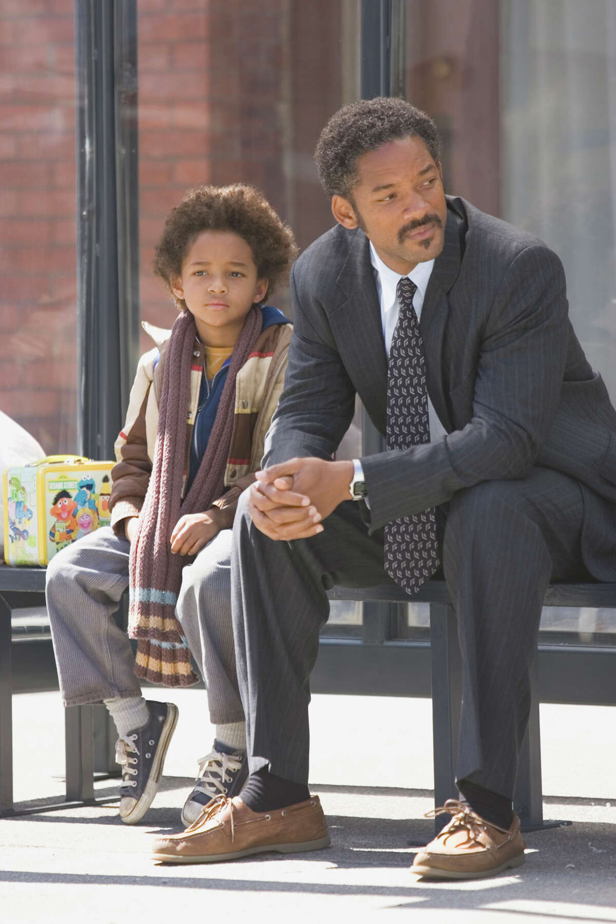 """""""The Pursuit of happyness""""Leaving Netflix August 27thA struggling salesman takes custody of his son just as he is about to face a life-changing professional endeavor."""