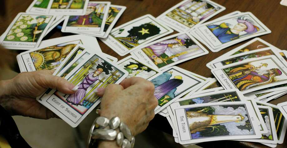 "A Houston lawyer who says he paid a psychic $3,200 has sued the woman in State District Court, claiming her ""love ritual"" didn't work. Photo: Steve Campbell / Houston Chronicle"