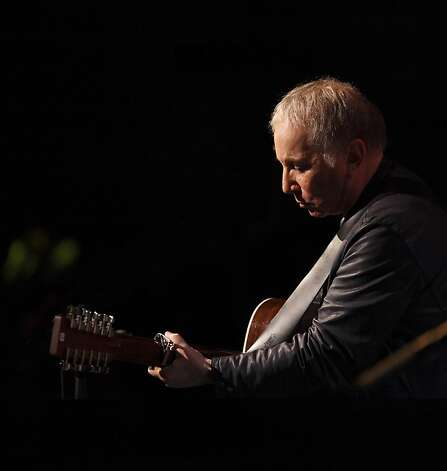 Paul Simon headlines the 2012 Black & White Ball at 8 p.m. June 2 at Davies Symphony Hall.  The party follows at Davies, the War Memorial Performing Arts Center, City Hall and outdoors with five stages featureing co-headliners Dyndi Lauper and the Wallflowers plus  Janelle Monae, the Drifters, Super Diamond, Brenna WHitaker Little Big Band and many others. $250-$350, fundraiser for the San Francisco Symphony.  (415) 864-6000, www.sfsymphony.org. Photo: S.F. Symphony