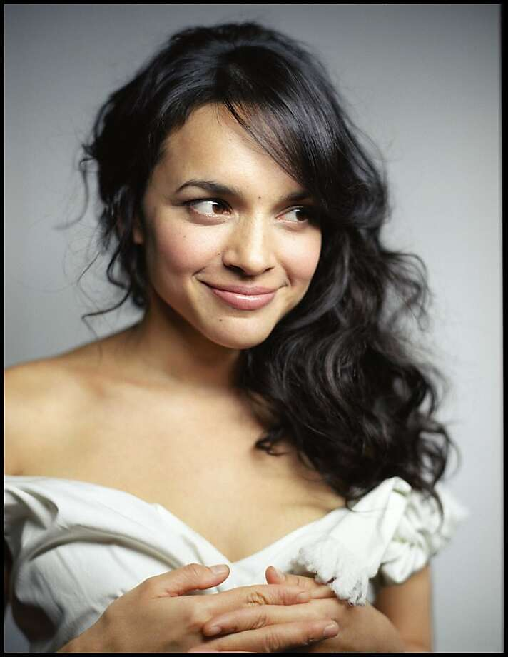 Norah Jones appears at Outer Lands Music and Arts Festival. Photo: Emi