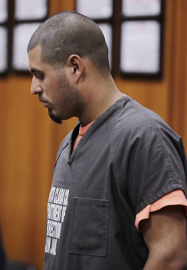 Antolin Garcia-Torres appears in a Santa Clara County courtroom in San Jose, Calif., for his first court appearance Thursday, May 24, 2012. He is accused of the kidnapping and murder of 15-year-old Sierra Lamar in Morgan Hill, Calif. She was last seen on March 16, 2012. (AP Photo/Paul Sakuma) Photo: Paul Sakuma, Associated Press
