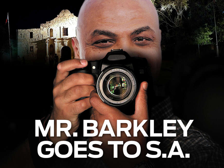 Barkley Splash Screen Photo: (Express-News Photo Illustration)